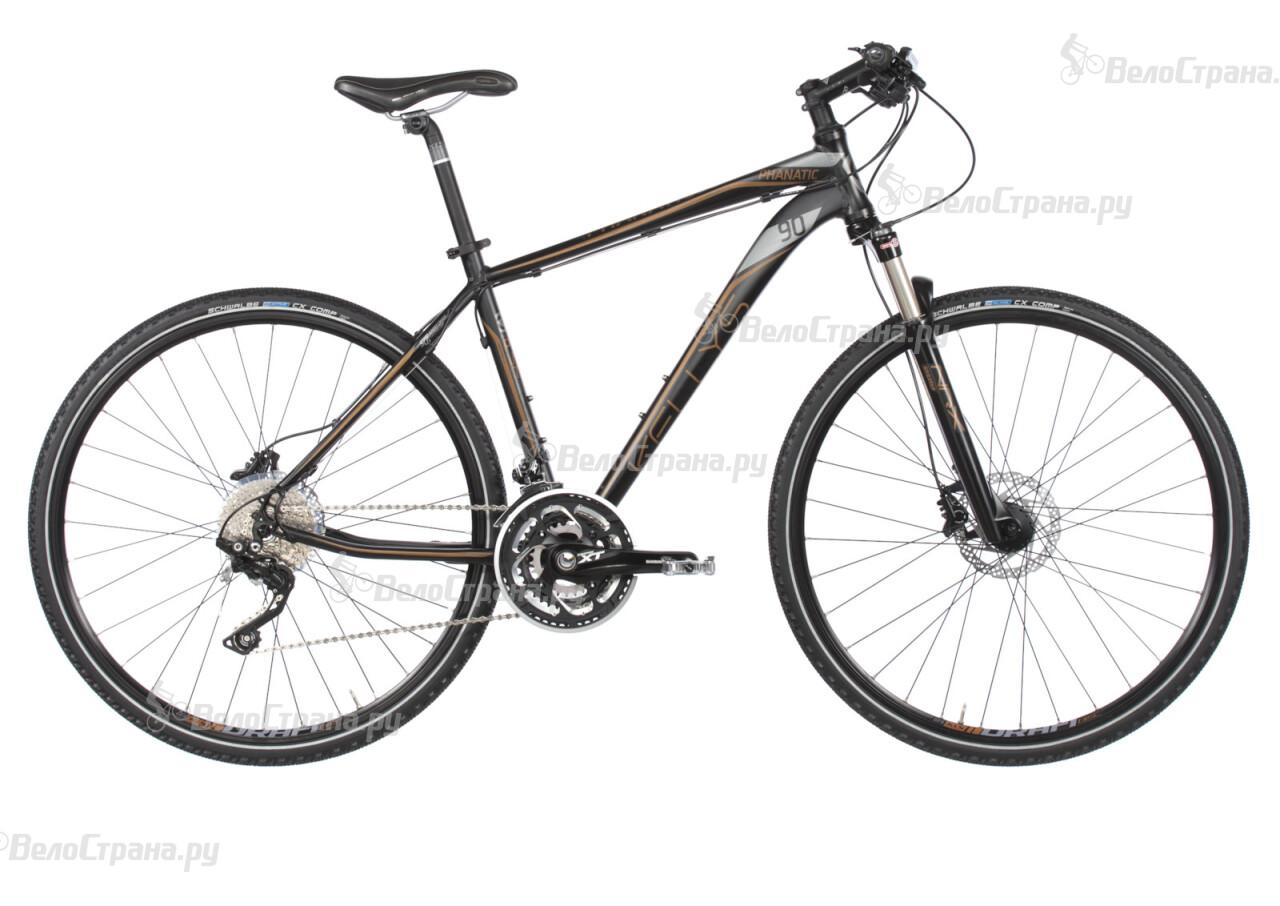 Велосипед Kellys PHANATIC 90 (2017)