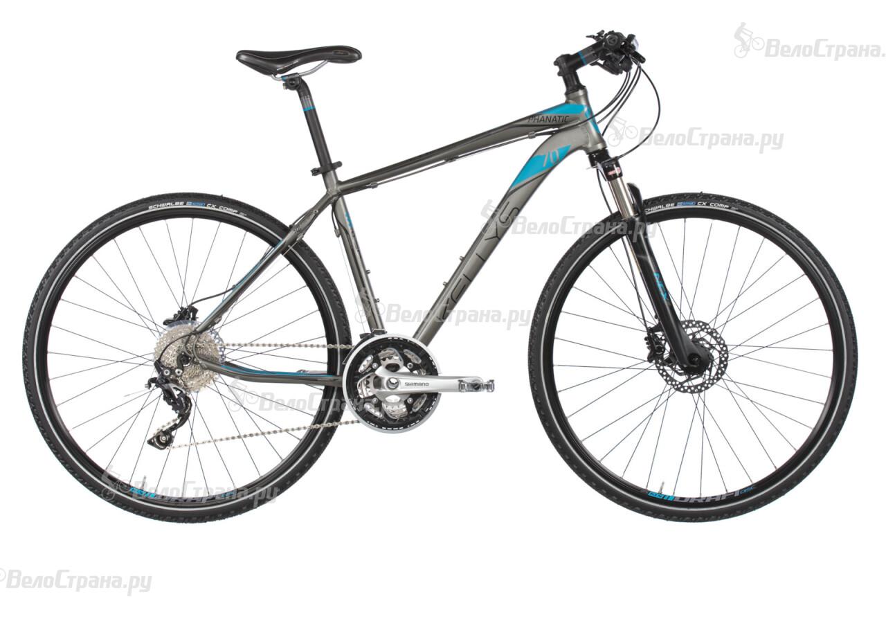Велосипед Kellys PHANATIC 70 (2017) велосипед kellys theos 70 2017