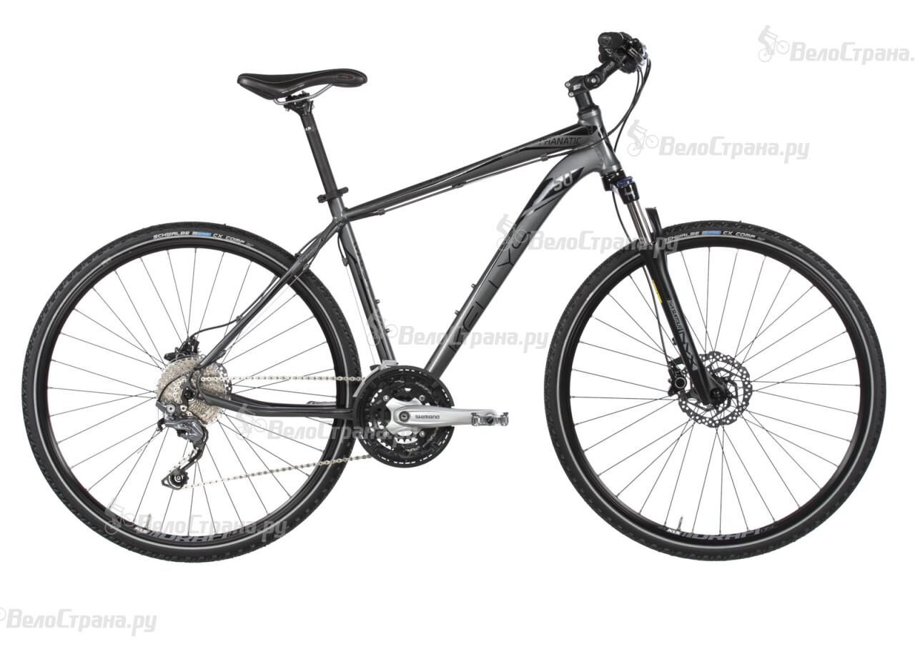 Велосипед Kellys PHANATIC 50 (2017) велосипед kellys whip 50 2018
