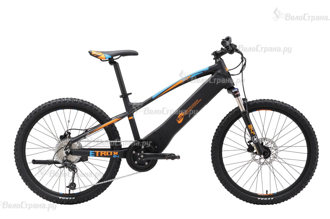 Велосипед Scool troX urban 24 21-S (2017)