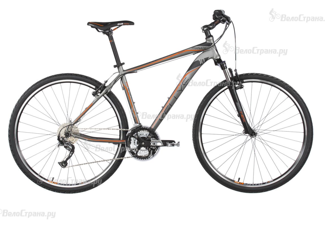 купить Велосипед Kellys PHANATIC 10 (2017) недорого
