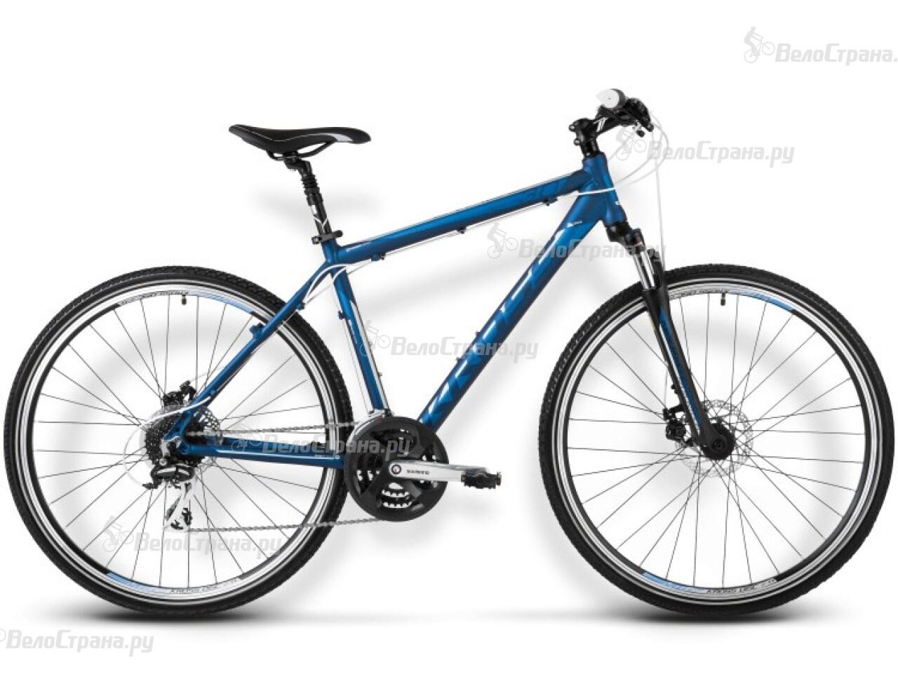 Велосипед Kross EVADO 3.0 (2016) велосипед kross evado 6 0 2016