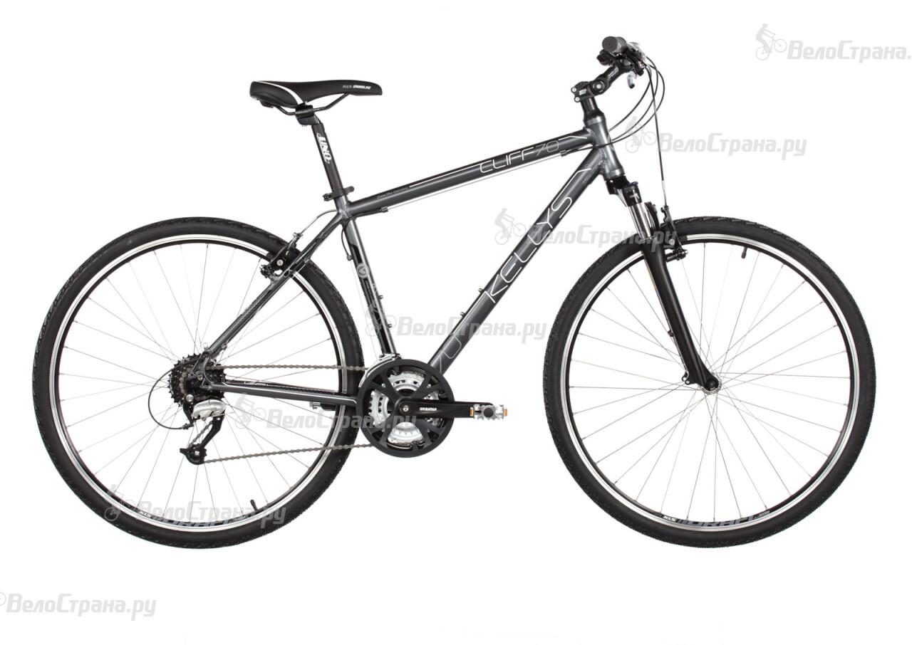 Велосипед Kellys CLIFF 70 (2017) велосипед kellys cliff 10 2017