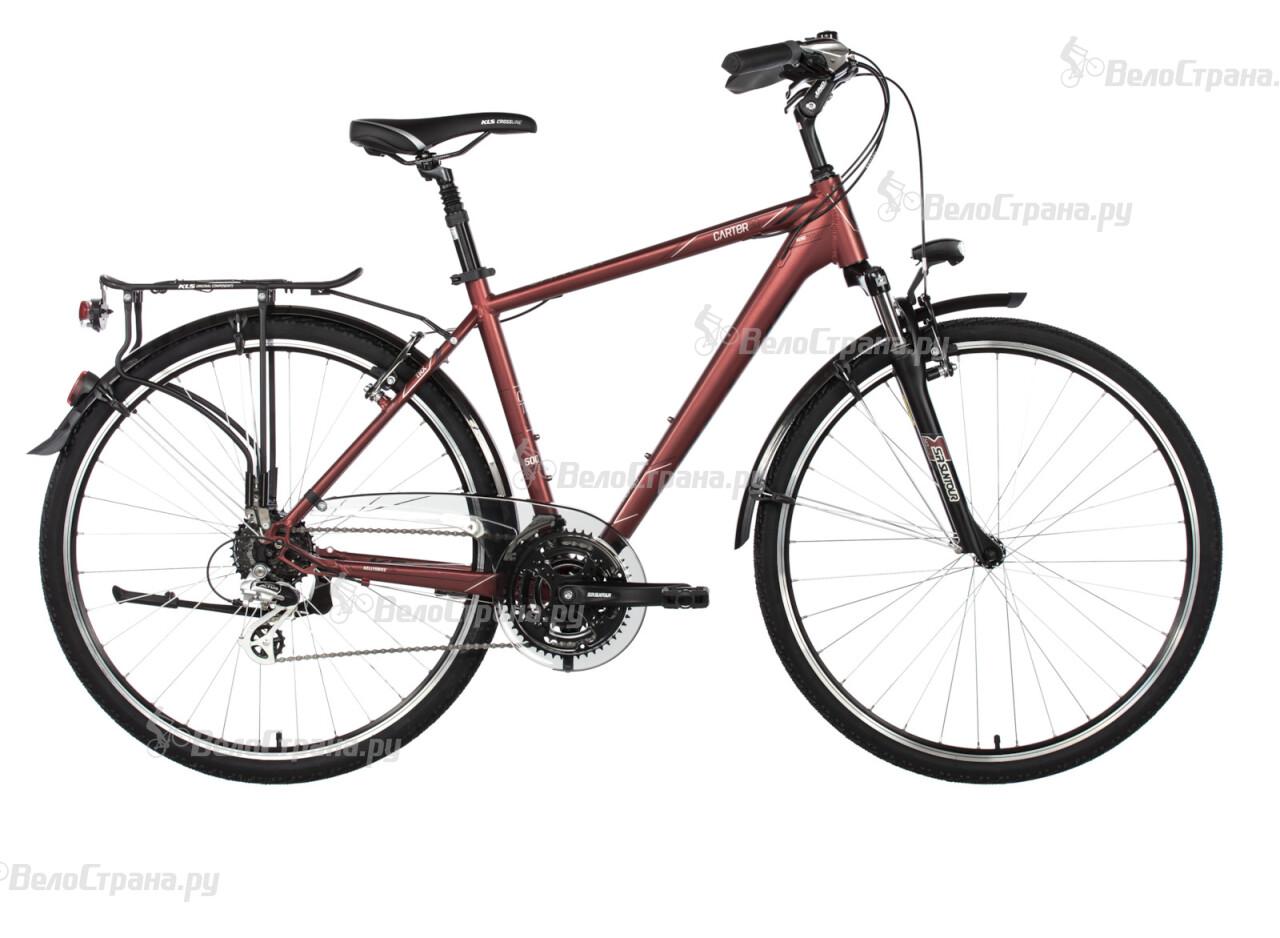 Велосипед Kellys CARTER 30 (2017) велосипед kellys swag 30 2017