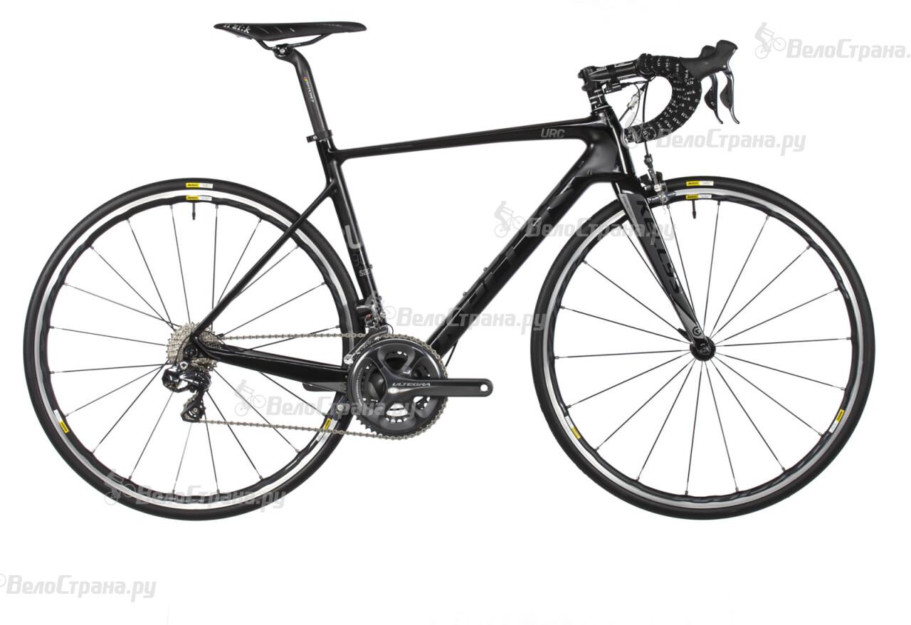Велосипед Kellys URC 90 (2017) пульты программируемые urc mx 810i