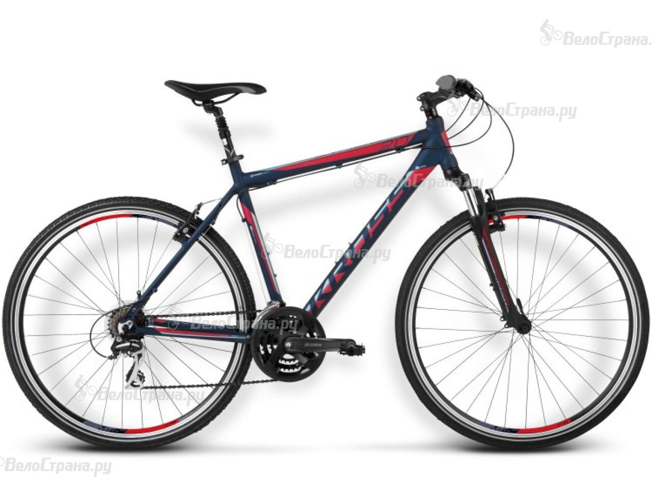 Велосипед Kross EVADO 2.0 (2016) велосипед kross evado 6 0 2016