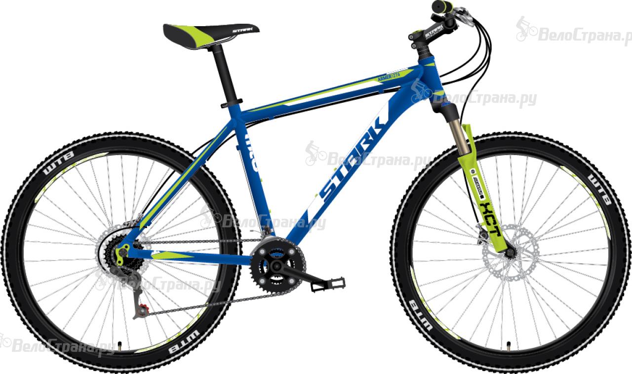 Велосипед Stark Armer 27.6 HD (2017)