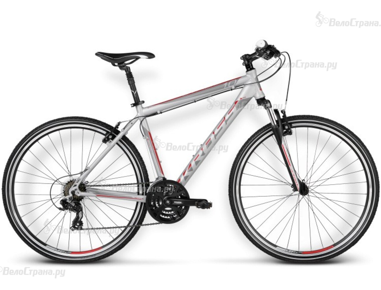 Велосипед Kross EVADO 1.0 (2016) велосипед kross evado 6 0 2016