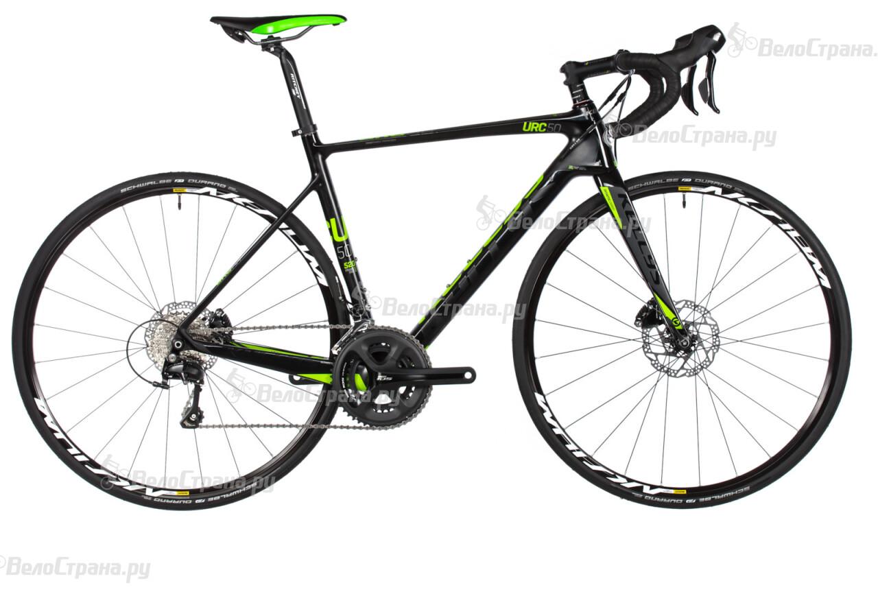 Велосипед Kellys URC 50 (2017) пульты программируемые urc mx 890i