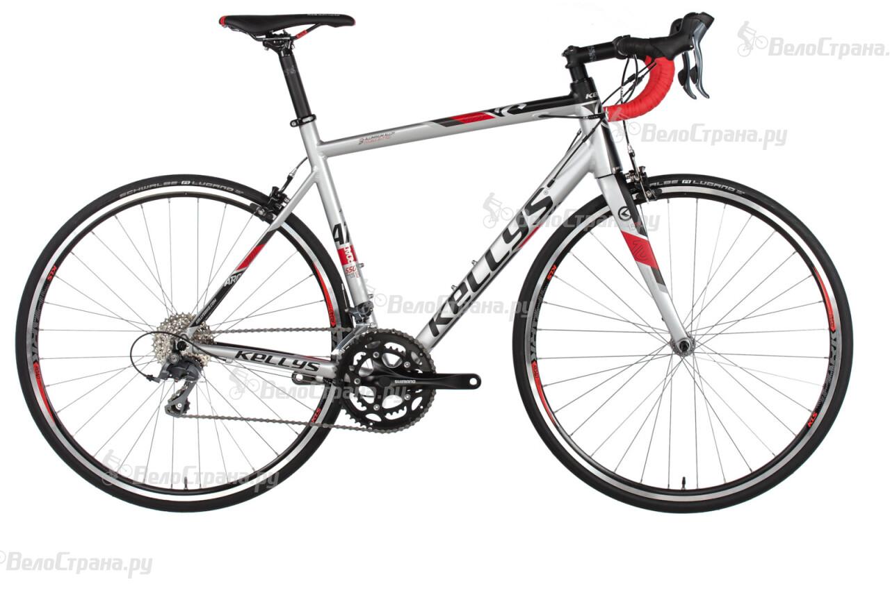 Велосипед Kellys ARC 10 (2017)  велосипед kellys swag 10 2017