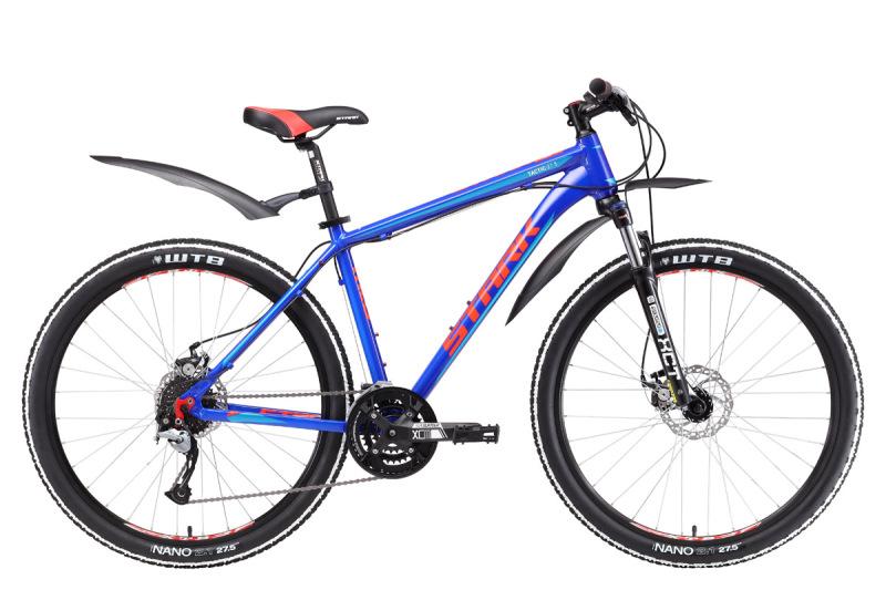 Купить Горный велосипед Stark Tactic 27.5 D (2017)