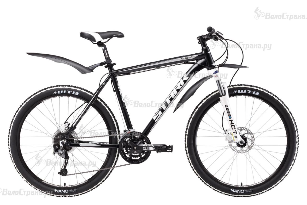 Велосипед Stark Tactic 26.5 HD (2017) велосипед stark tactic hd 2015