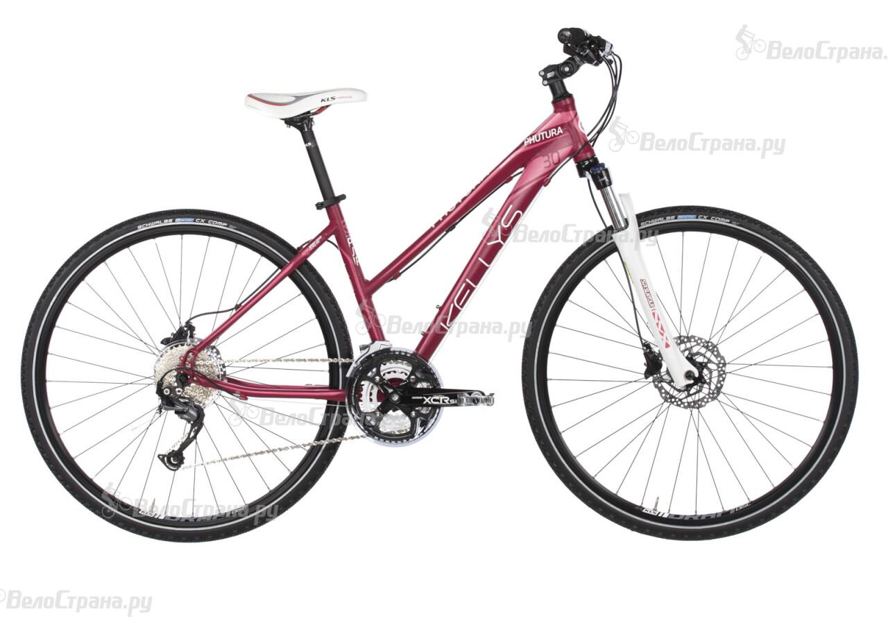 Велосипед Kellys PHUTURA 30 (2017)  велосипед kellys swag 30 2017