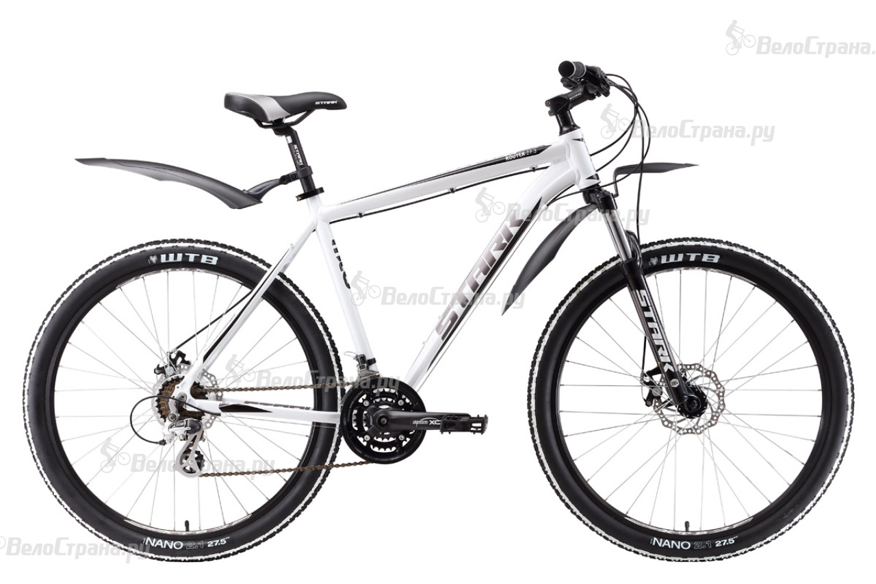 Велосипед Stark Router 27.3 D (2017) велосипед stark outpost 26 1 d 2018