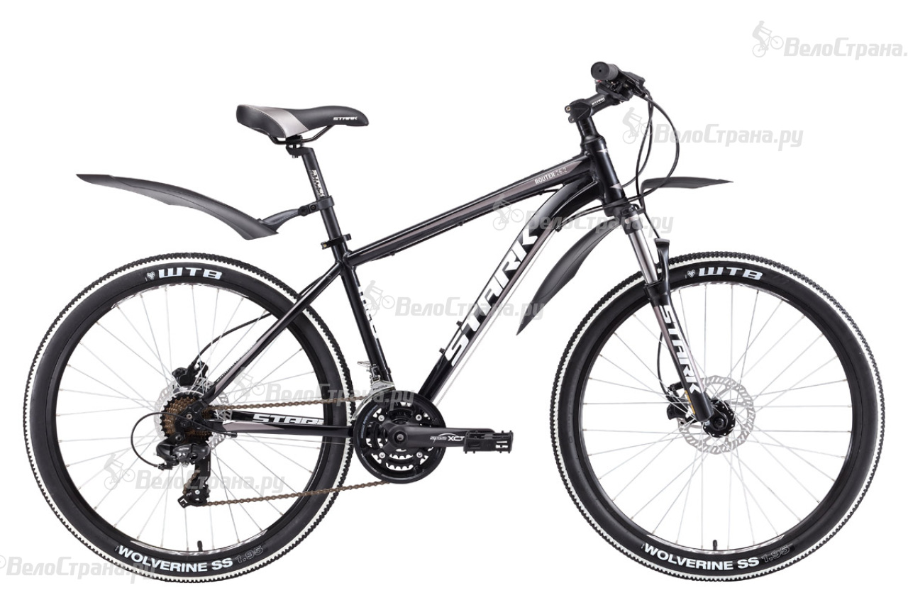 Велосипед Stark Router 26.2 HD (2017)