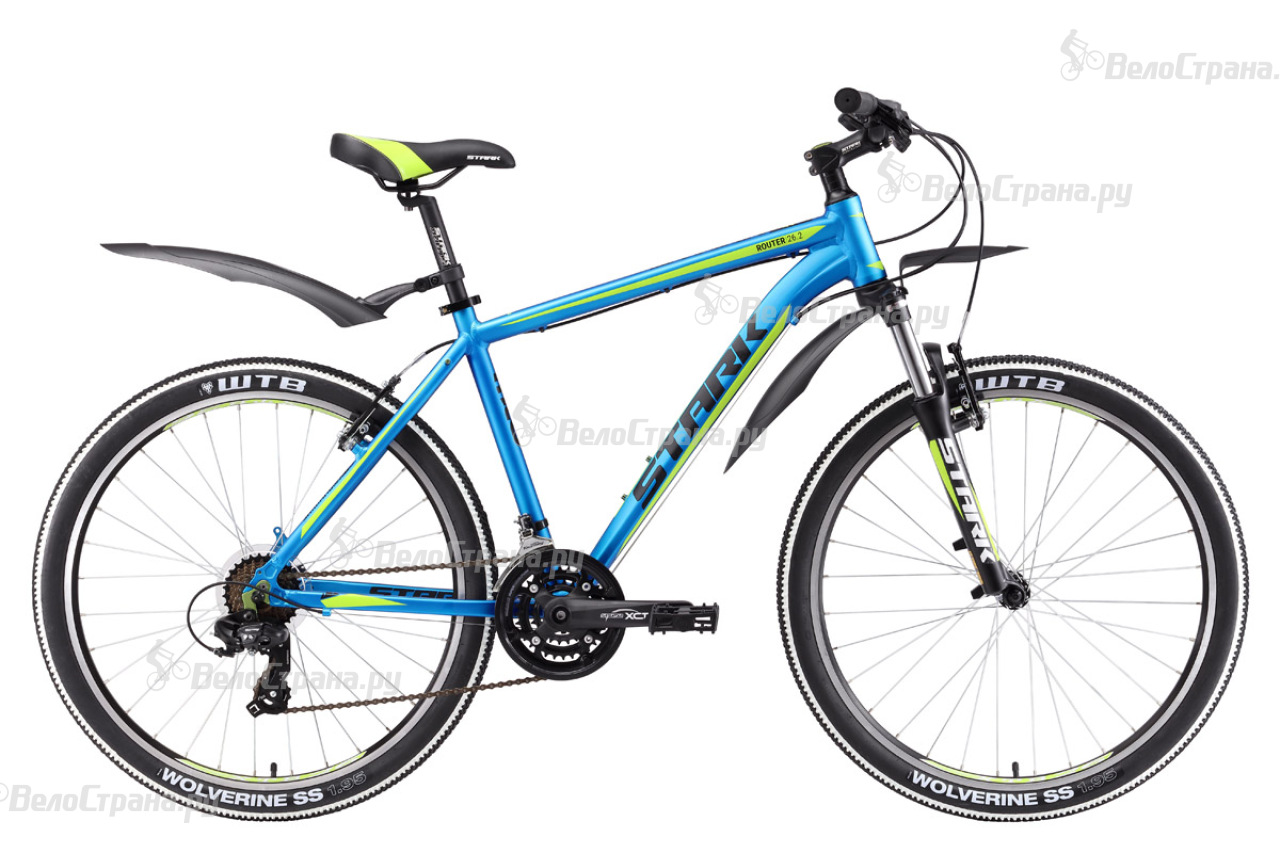 Велосипед Stark Router 26.2 V (2017)
