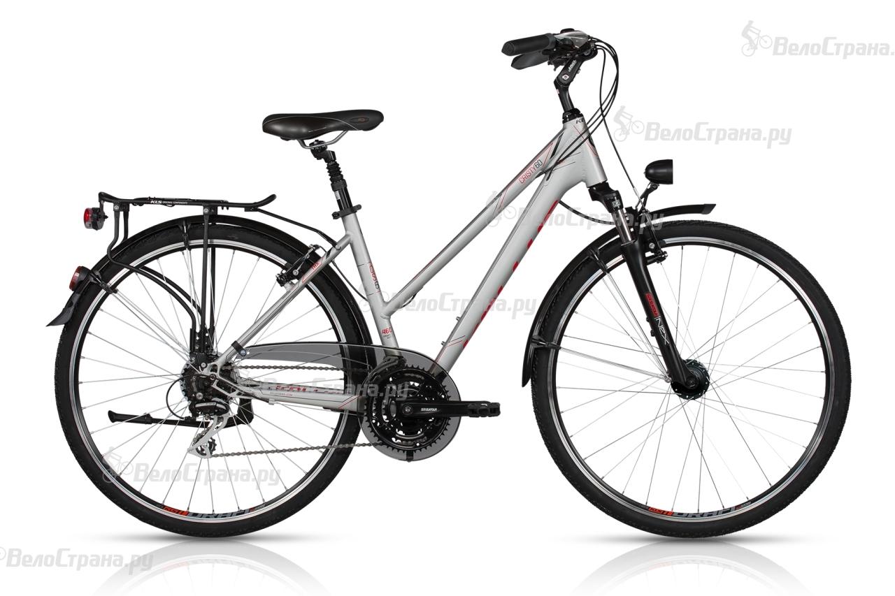Велосипед Kellys CRISTY 60 (2017) велосипед krostek cristy 400 колеса 24 рама 14 голубой