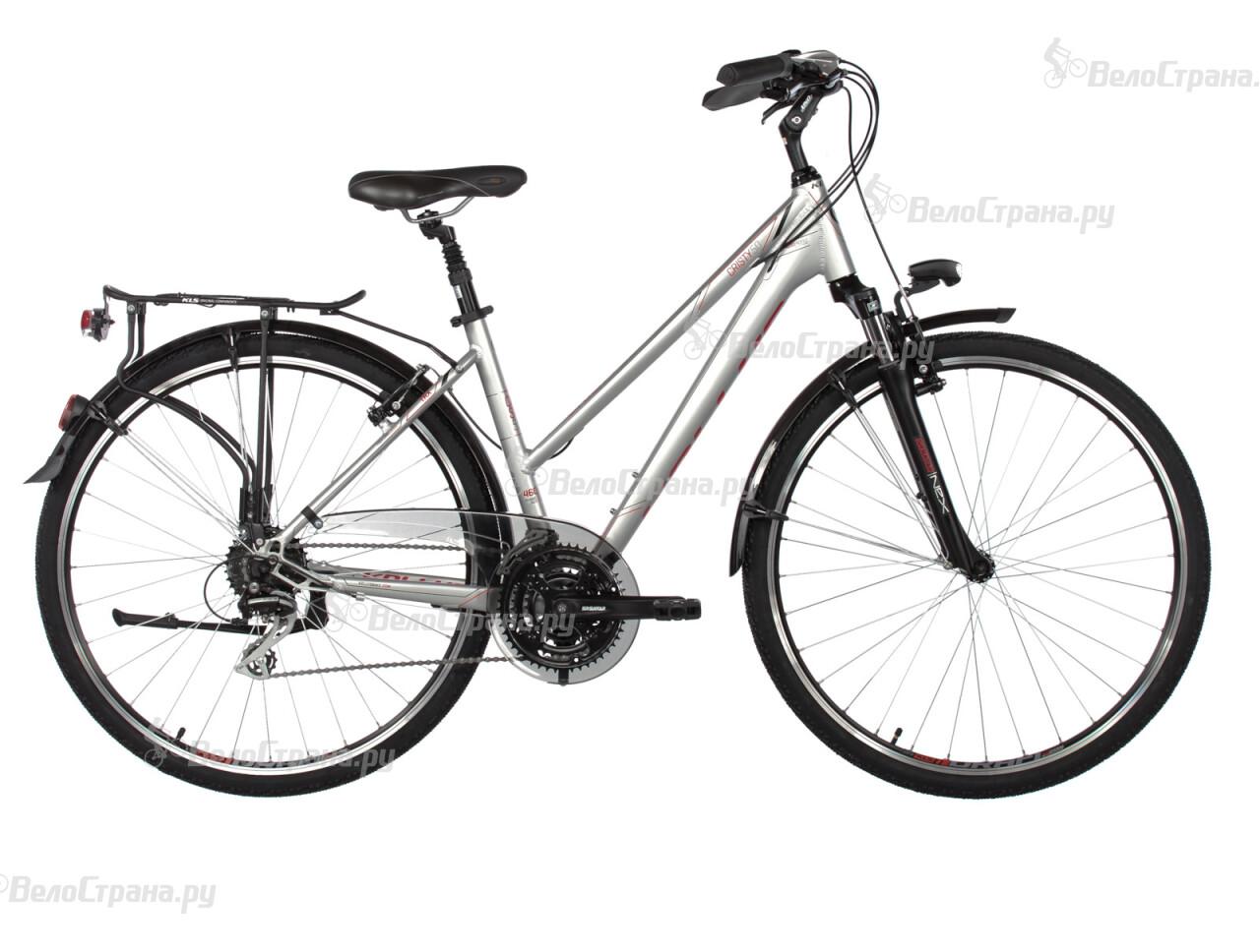 Велосипед Kellys CRISTY 50 (2017) велосипед krostek cristy 400 колеса 24 рама 14 голубой