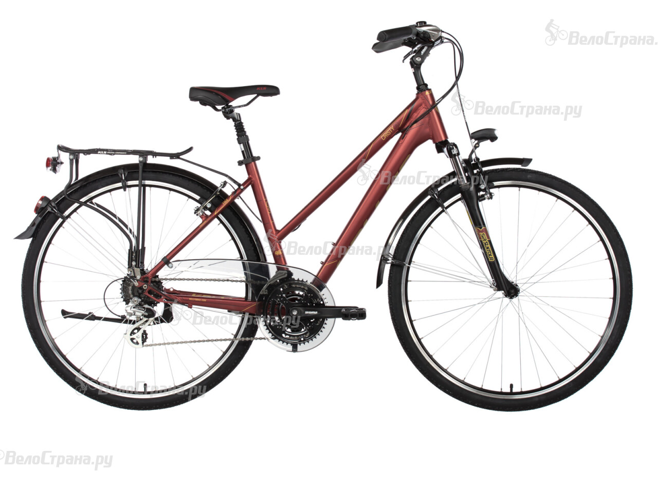 Велосипед Kellys CRISTY 30 (2017) велосипед kellys swag 30 2017
