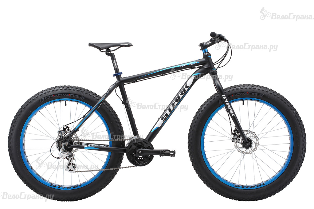 Велосипед Stark Fat 26.2 D (2017)