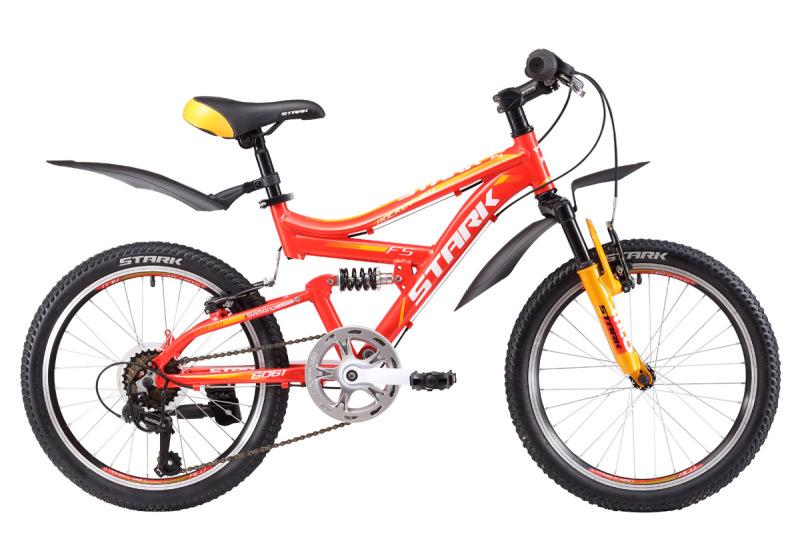 Купить Детский велосипед Stark Rocket 20.1 FS V (2017)