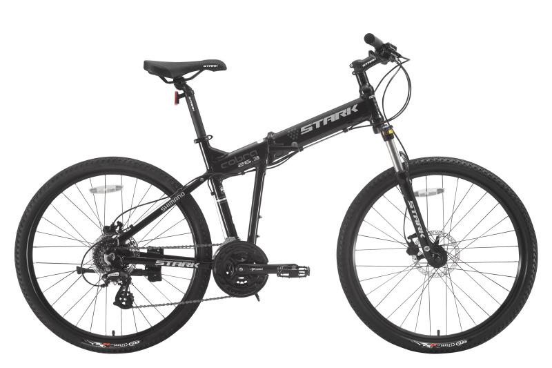 Купить Складной велосипед Stark Cobra 26.3 HD (2017)