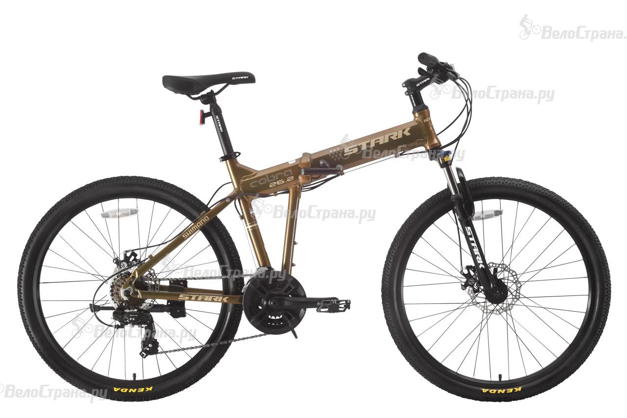 Велосипед Stark Cobra 26.2 D (2017) reck cobra в молдавии