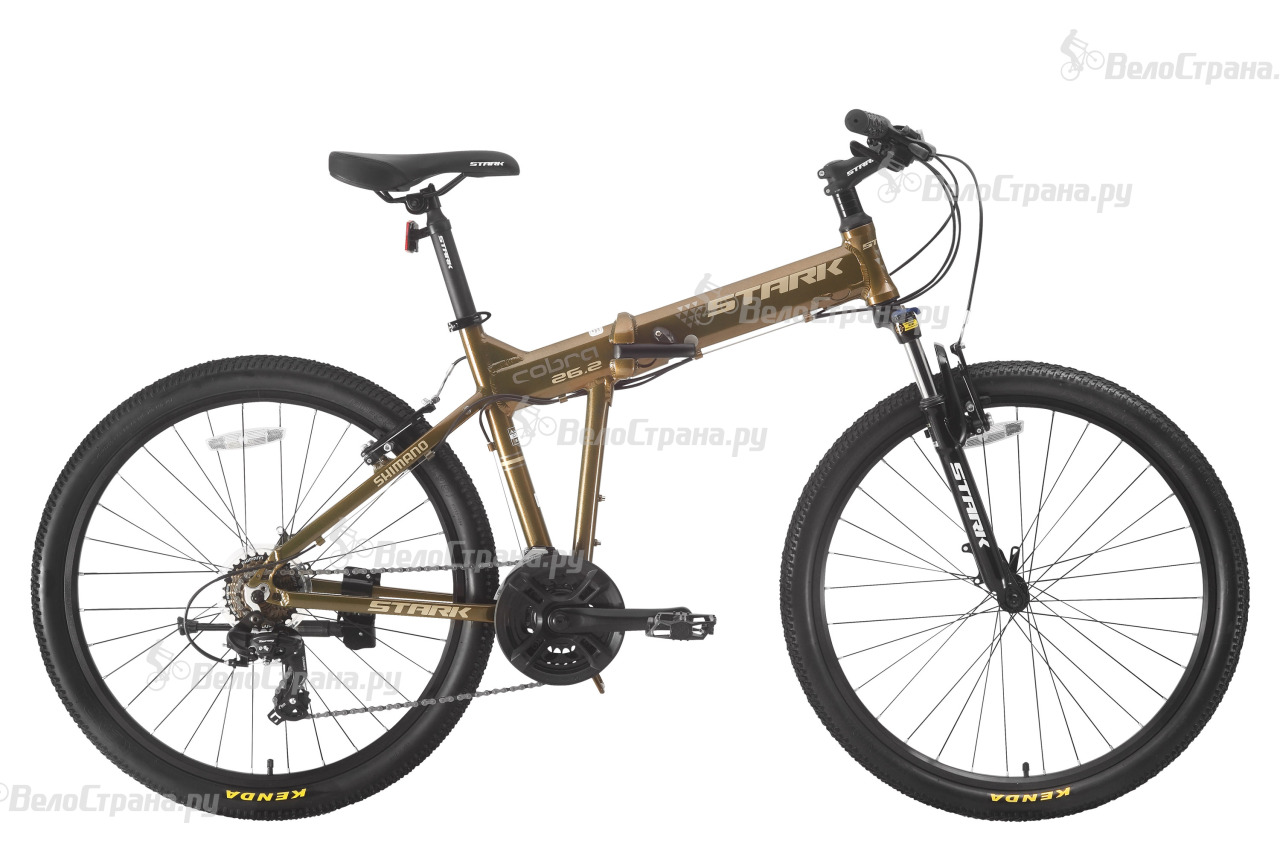 Велосипед Stark Cobra 26.2 V (2017) cobra ru 775ct