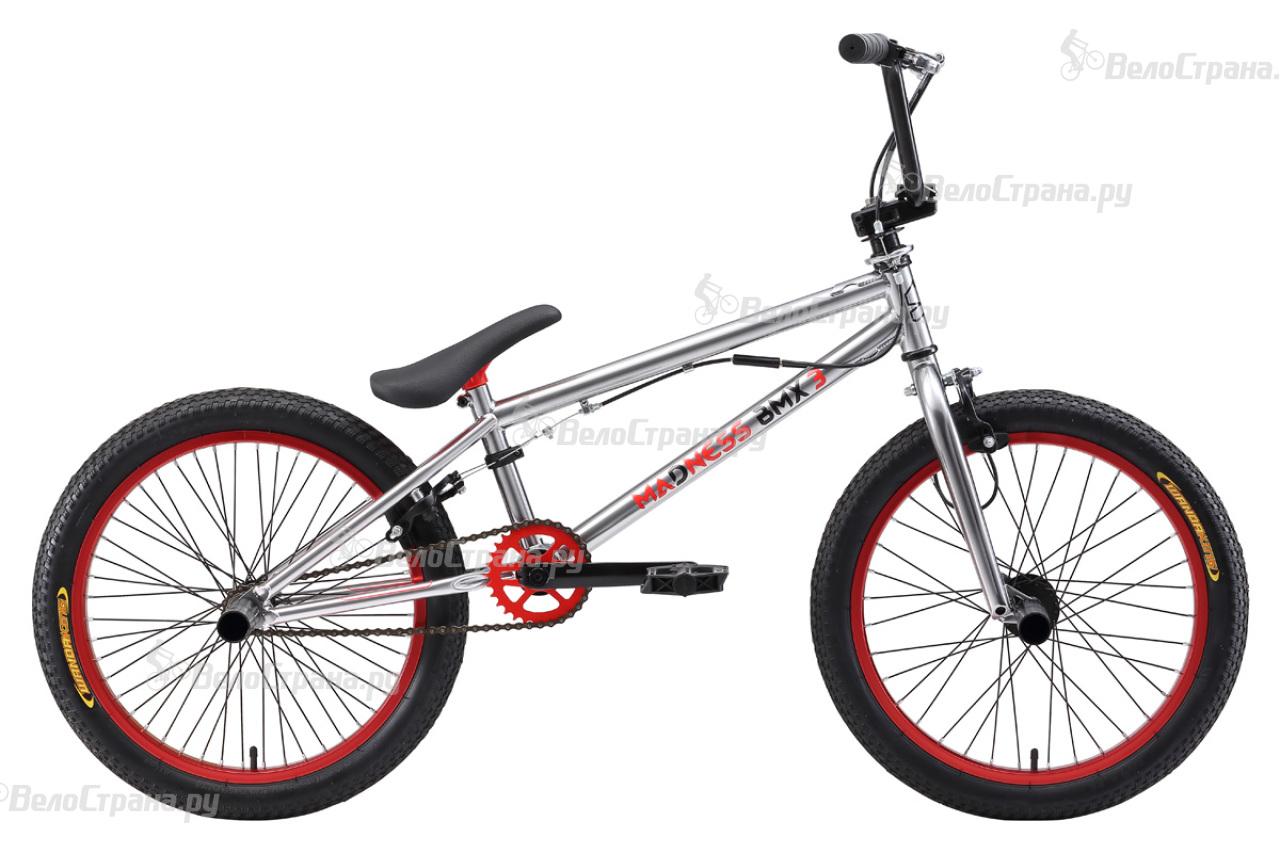 Велосипед Stark Madness BMX 3 (2017) велосипед stark madness 20 2016