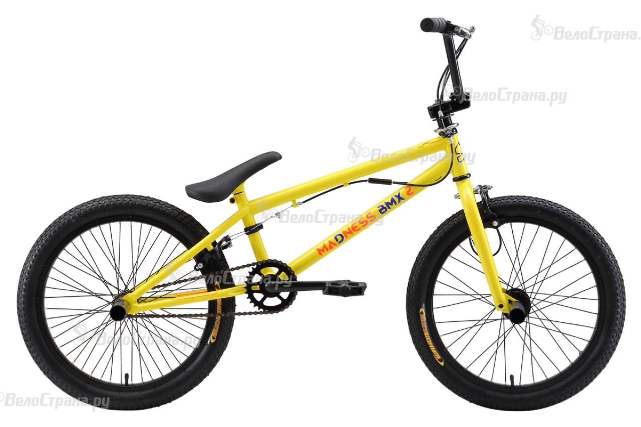 Велосипед Stark Madness BMX 2 (2017) велосипед stark madness 20 2016