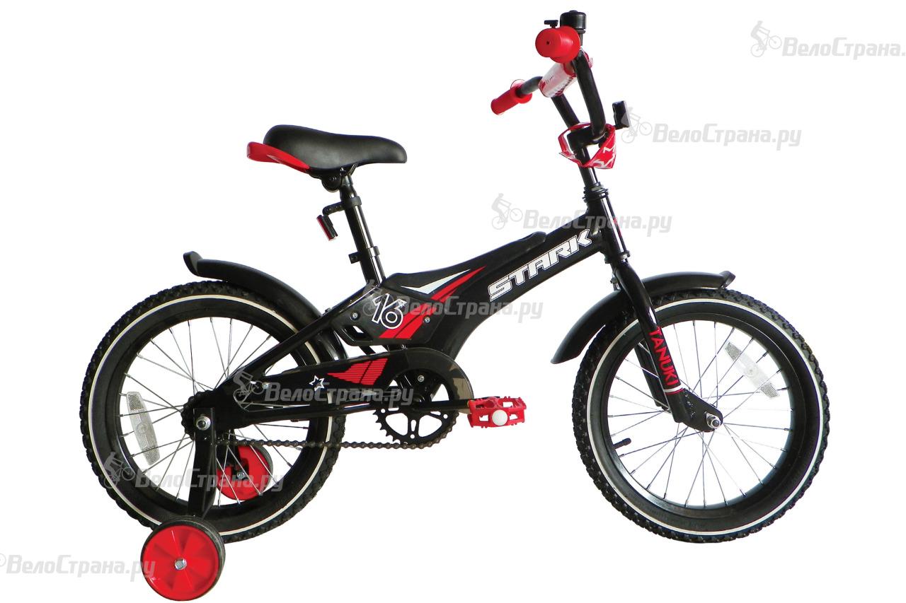 Велосипед Stark Tanuki 16 Boy ST (2017) велосипед stark tanuki 14 boy 2017