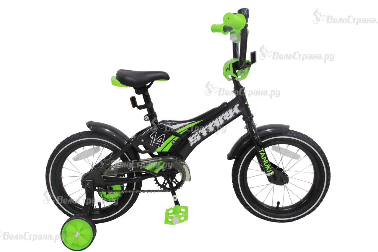 Велосипед Stark Tanuki 14 Boy ST (2017) велосипед stark tanuki 14 boy 2017