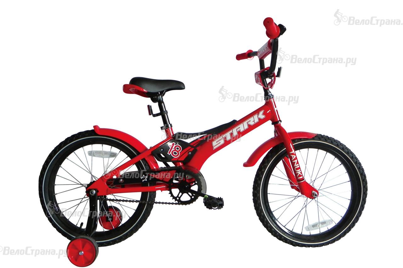 Велосипед Stark Tanuki 18 Boy ST (2017) велосипед stark tanuki 14 boy 2017