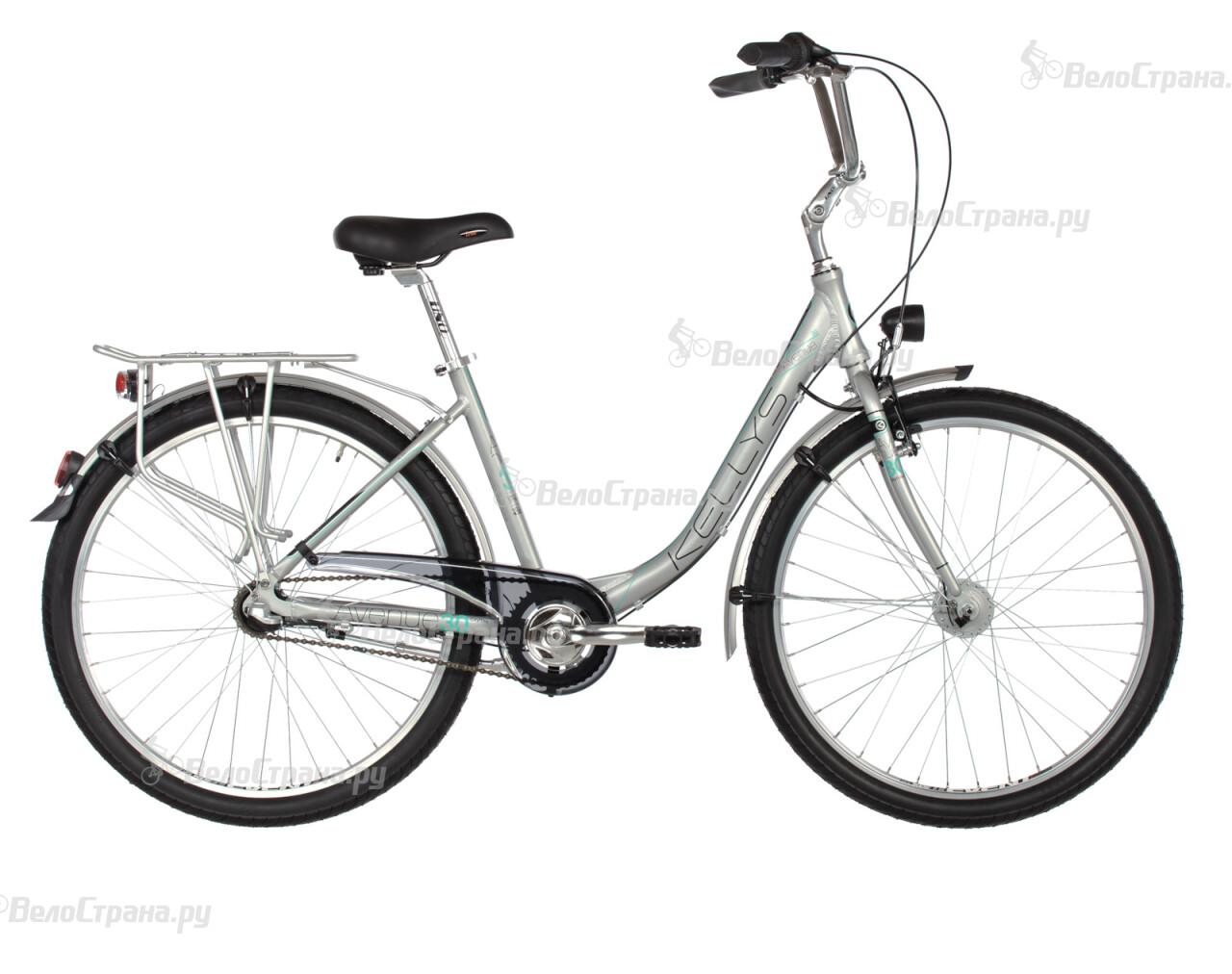 Велосипед Kellys AVENUE 30 (2017) велосипед kellys swag 30 2017