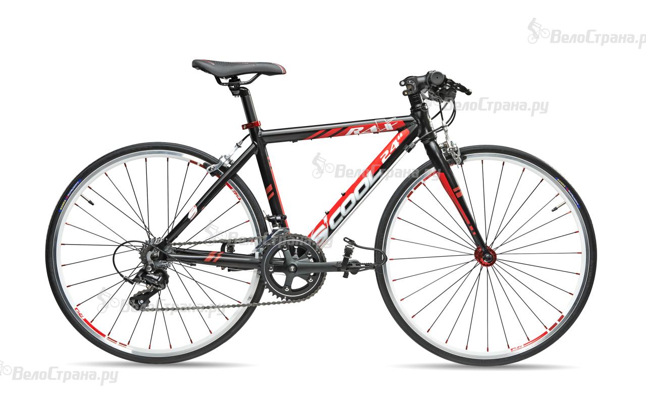 Велосипед Scool raX 24 18-S (2017) велосипед scool rax 20 18 s 2017