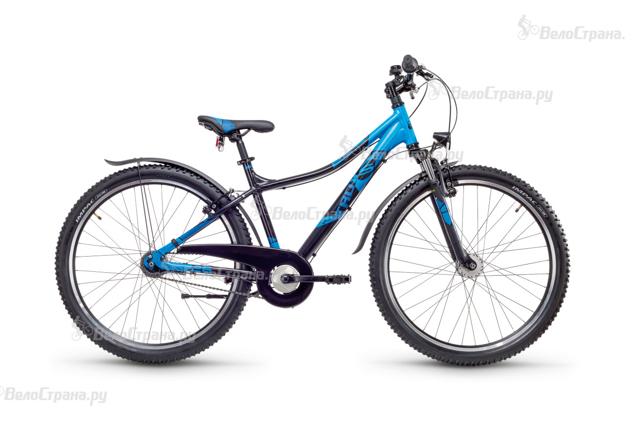 Велосипед Scool troX urban 26 7-S (2017)