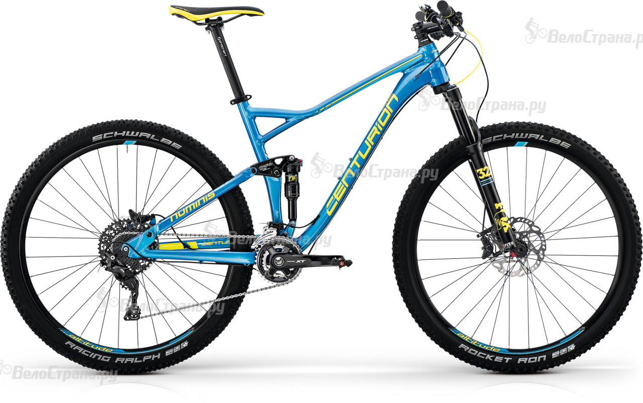 Велосипед Centurion Numinis 2000.27 (2017)
