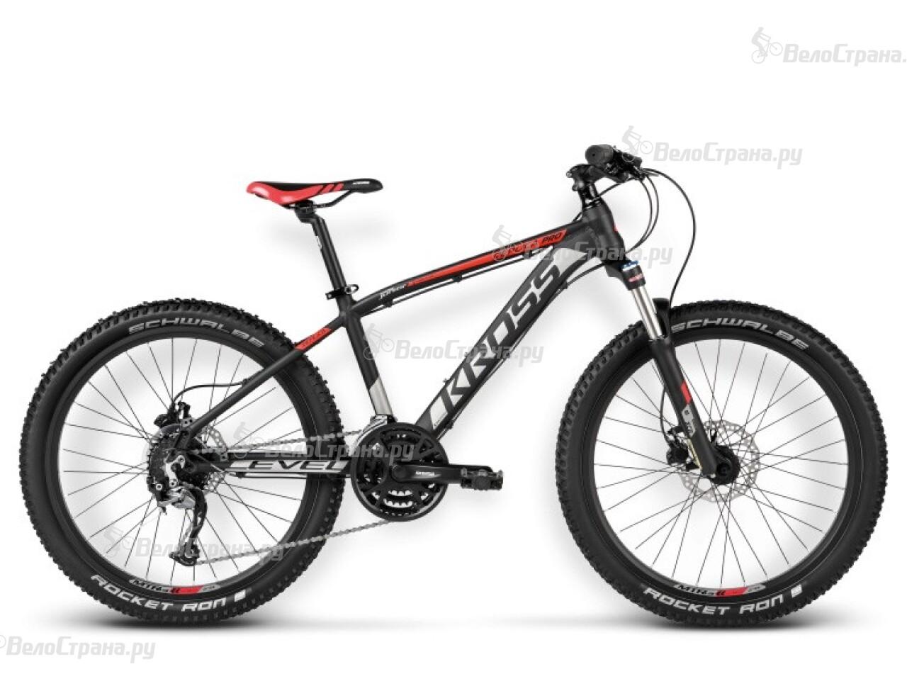 Велосипед Kross Level Replica Pro (2016) литой диск replica fr lx 98 8 5x20 5x150 d110 2 et54 gmf