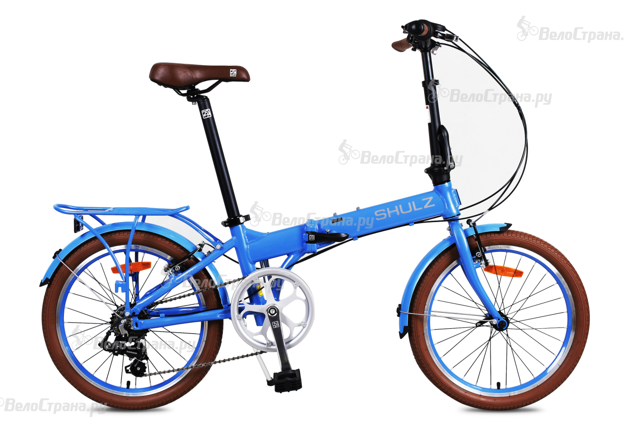 Велосипед Shulz Easy (2017)