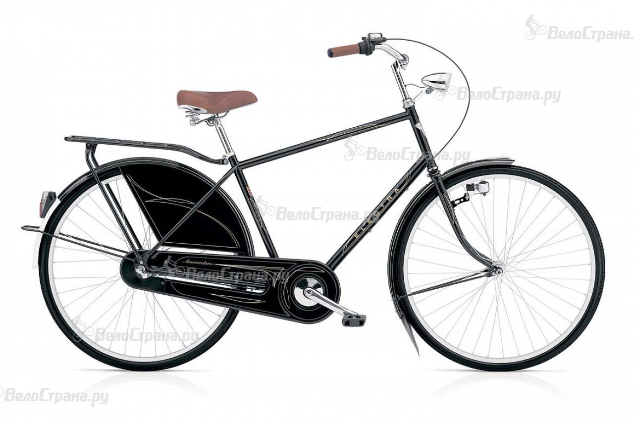 Велосипед Electra Amsterdam Classic 3i Mens (2017)