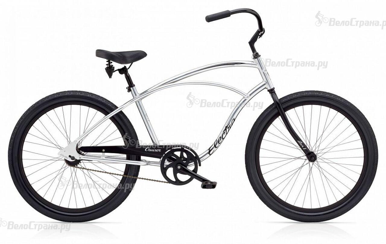 Велосипед Electra Cruiser Lux 1 (2017)