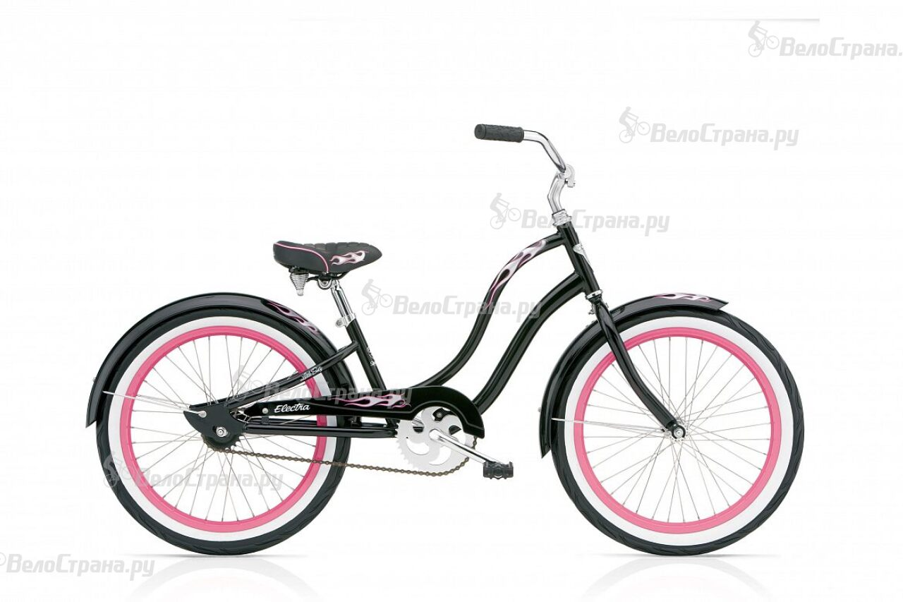 Велосипед Electra Cruiser Betty 3i Ladies' (2017)