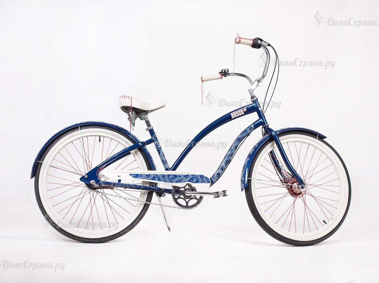 Велосипед Electra Cruiser Bosco 3i Ladies' (2017)