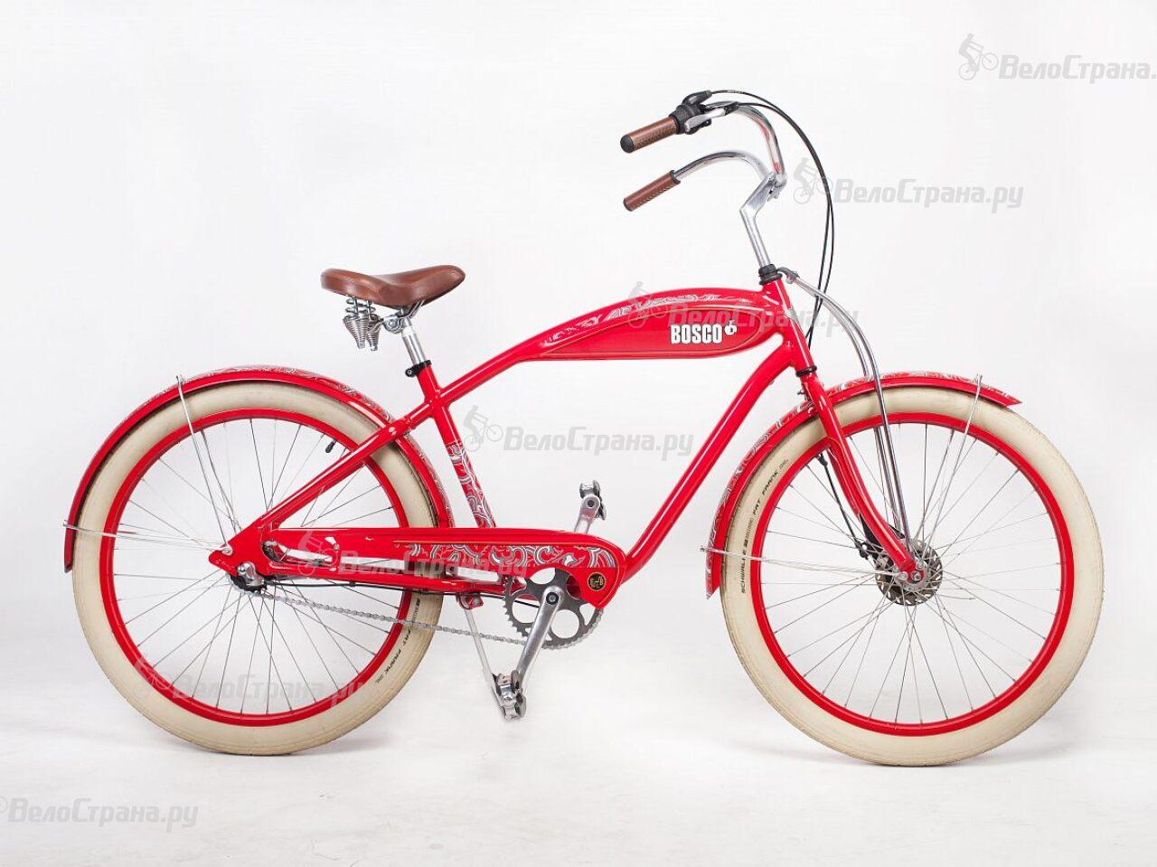 Велосипед Electra Cruiser Bosco 3i (2017)