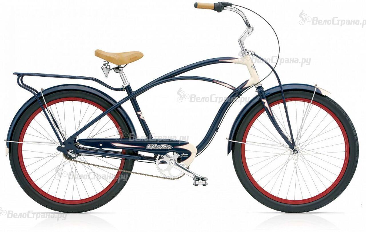 Велосипед Electra Cruiser Super Deluxe 3i Mens (2017)