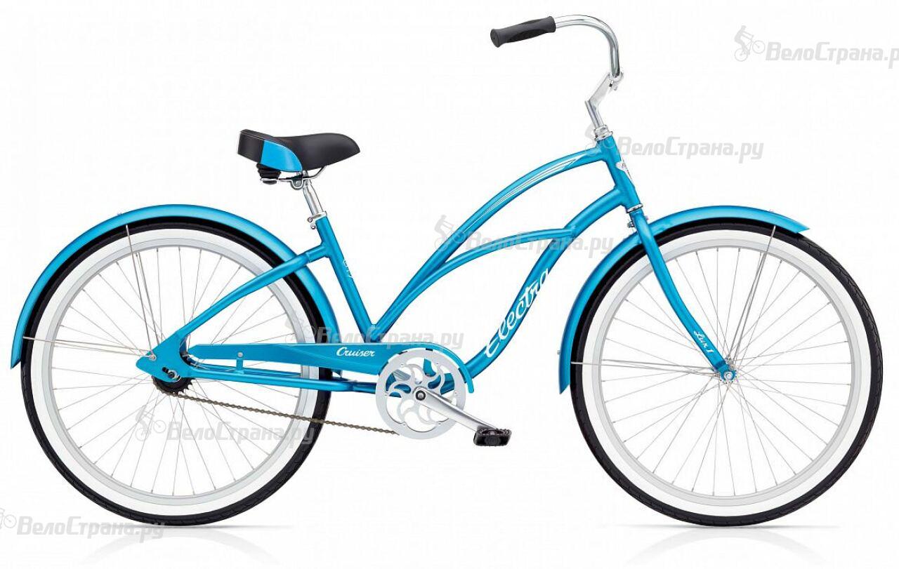 Велосипед Electra Cruiser Lux Ladies (2017)