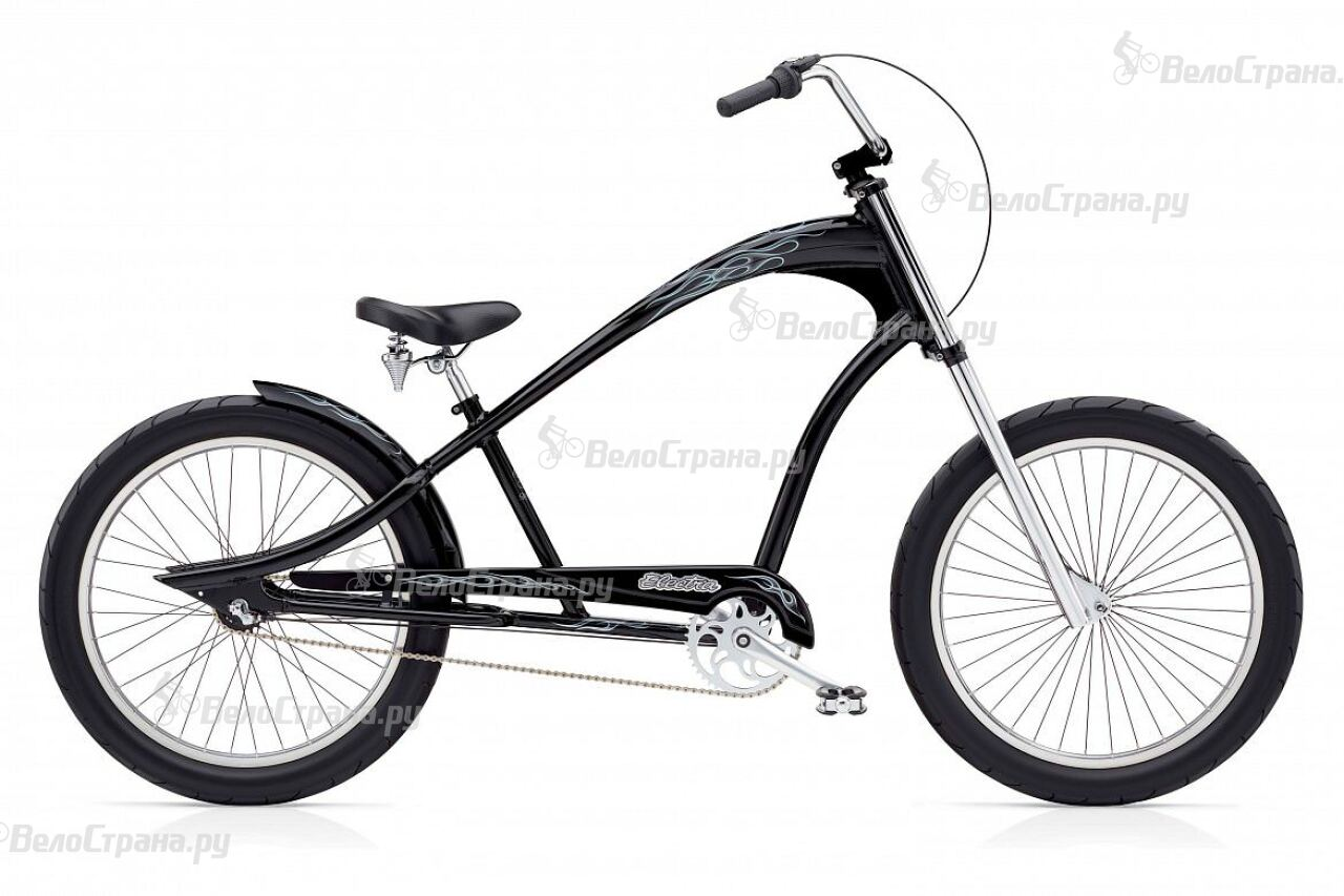 Велосипед Electra Cruiser Ghostrider 3i Mens (2017)