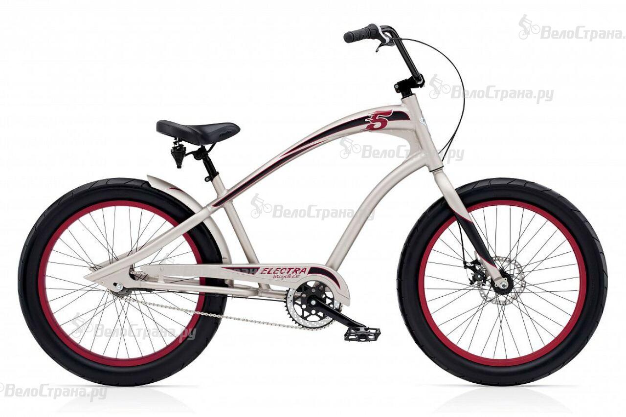 Велосипед Electra Cruiser Fast 5 3i Mens (2017) цена