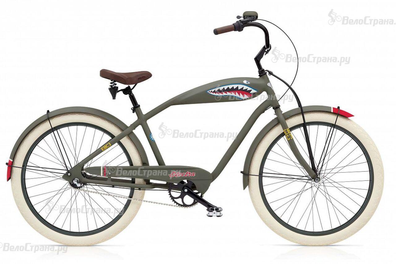 Велосипед Electra Cruiser Tiger Shark 3i Mens (2017)
