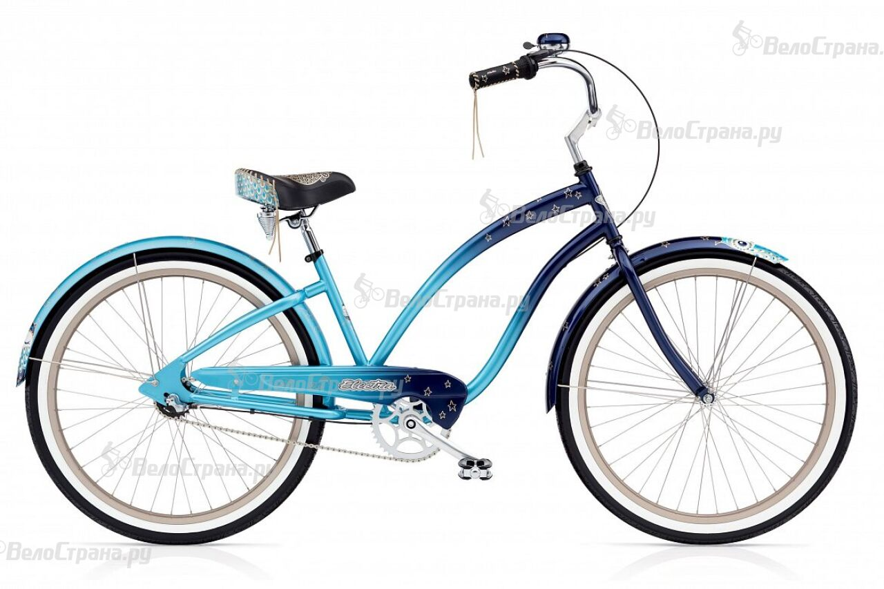 Велосипед Electra Cruiser Night Owl 3i Ladies (2017) велосипед electra cruiser 3i ladies 2015